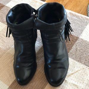 Sam Edelman fringes Boots